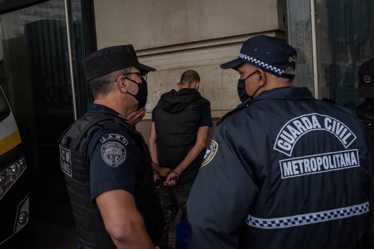 Prefeitura de SP vai armar Guarda Civil com fuzis e carabinas