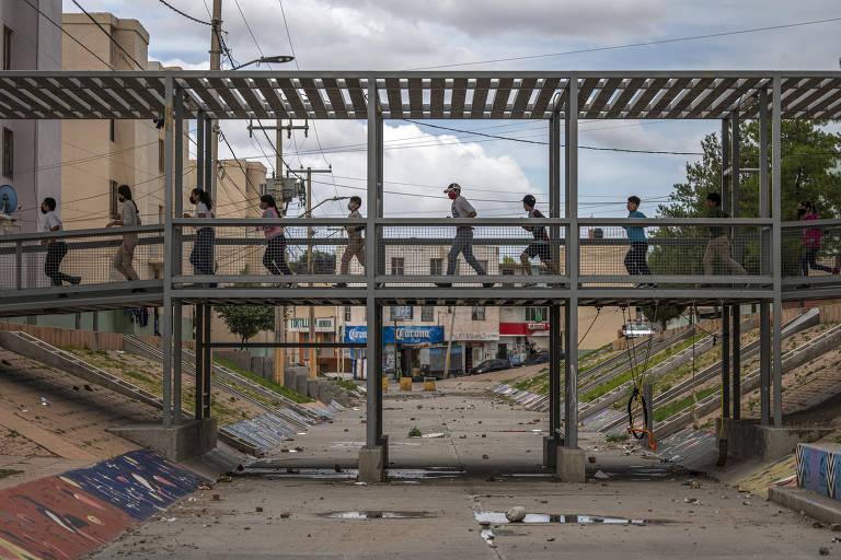 Na cidade mais aterrorizada do México, 96% dos moradores se sentem inseguros
