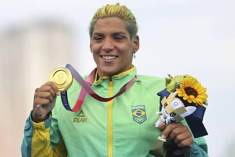 Em Tóquio, Brasil fica perto de bater recorde de medalhas dos Jogos do Rio