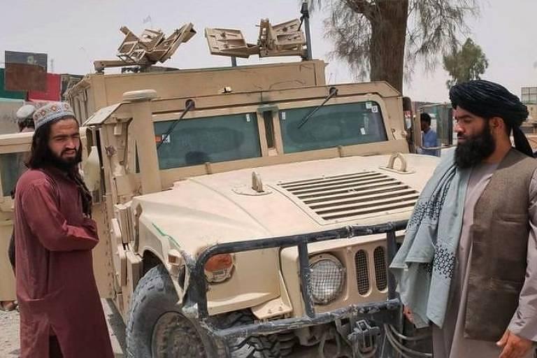 Taleban: Mapas mostram que grupo já retomou metade do Afeganistão após saída dos EUA