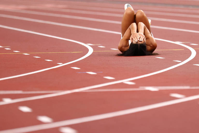 Confira as imagens do 15º dia de Olimpíadas