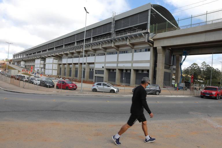 Estação Mendes-Vila da CPTM