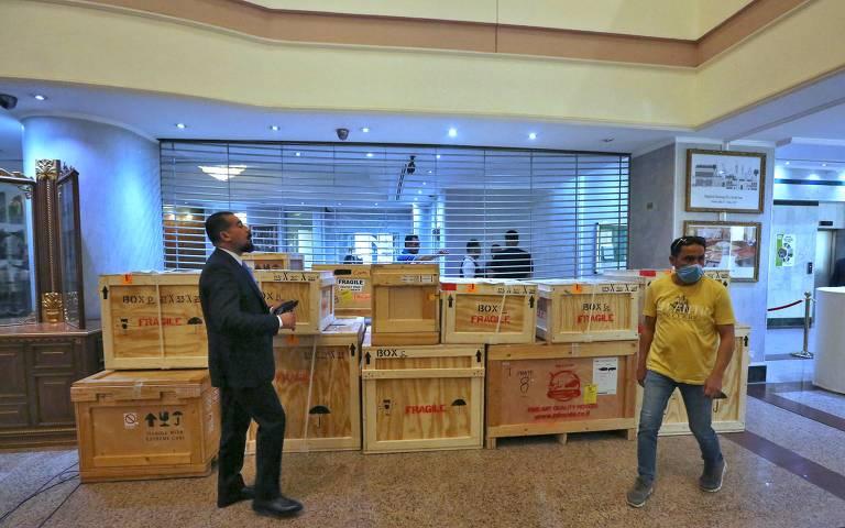 Iraque restitui 17 mil artefatos históricos roubados