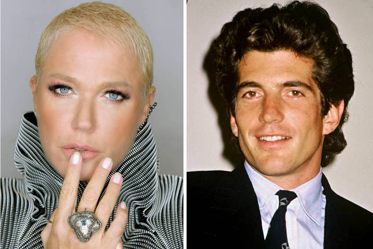 Sérgio Mallandro afirma que Xuxa teve caso com filho de John Kennedy