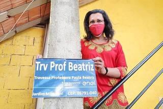 Diretora transexual na rede pública