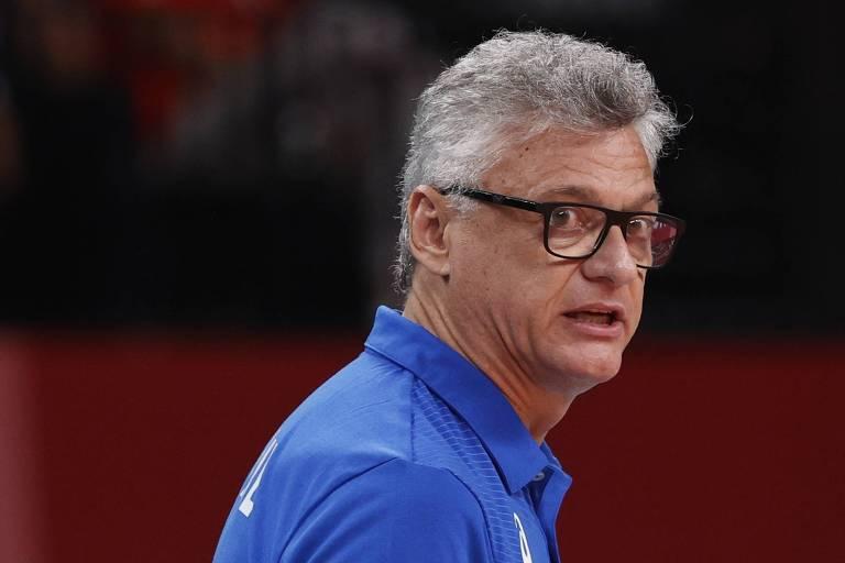 Renan Dal Zotto era jogador na última decisão de bronze do Brasil em Olimpíadas
