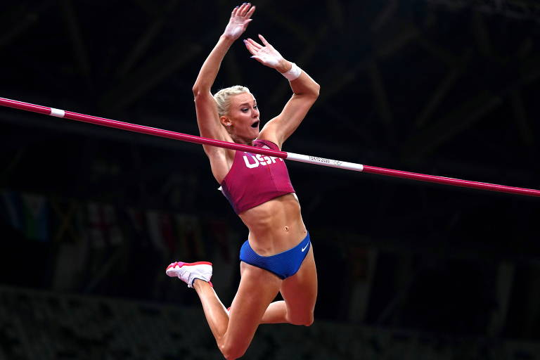 Confira imagens do 16º dia de Olimpíadas