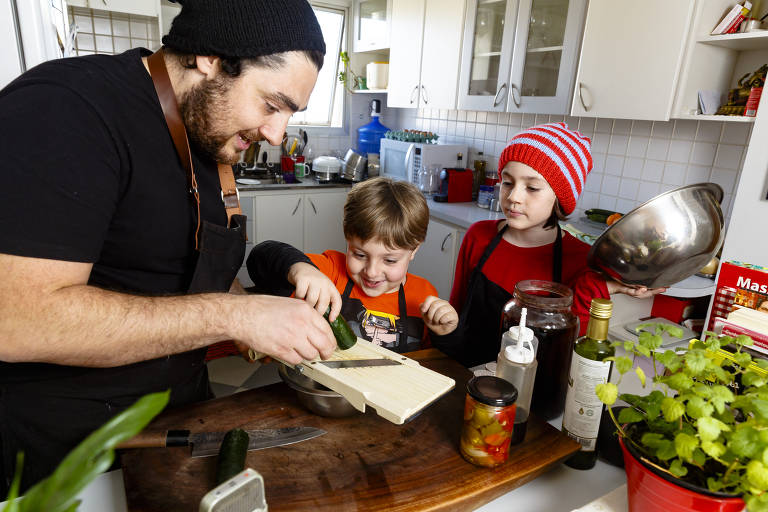 Pais influenciadores incentivam participação ativa na criação dos filhos