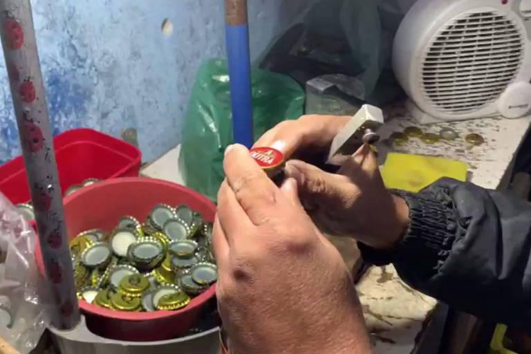 Polícia descobre esquema para falsificação de cerveja no ABC