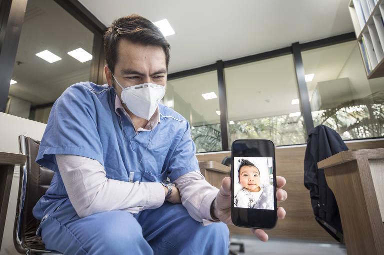 Pandemia de Covid-19 e a relação entre pais profissionais de saúde e os filhos