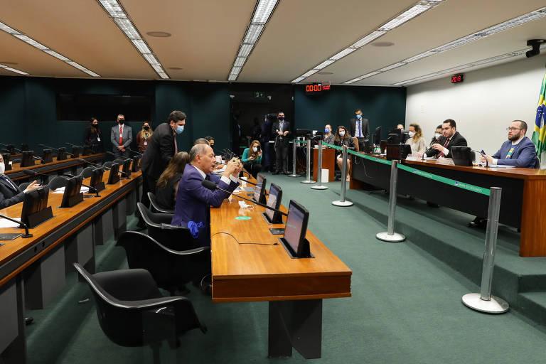 Votação de relatório da PEC do voto impresso em comissão especial da Câmara, nesta quinta (5)