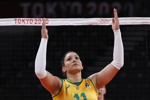 Tandara é cortada das Olimpíadas após suspeita de violação de regra antidoping