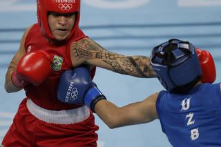 Boxing - Women's Lightweight - Quarterfinal