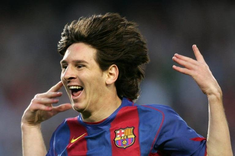 Como se formou a relação de 21 anos entre Messi e o Barcelona