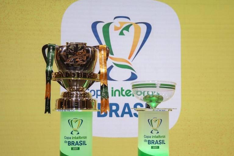 Veja os confrontos das quartas de final da Copa do Brasil