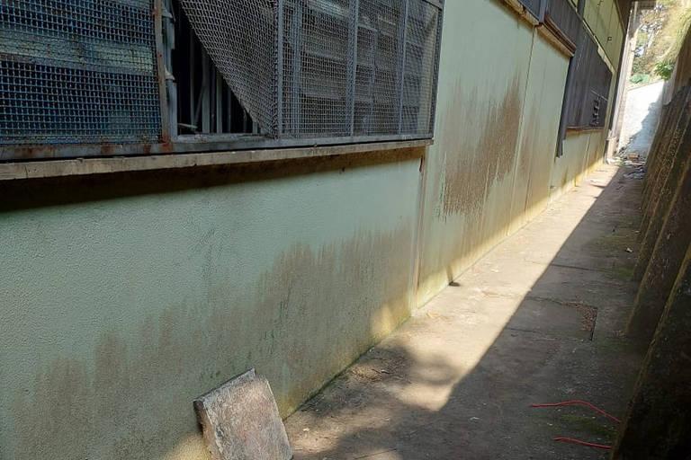 Escola é alvo de vandalismo na zona sul de SP