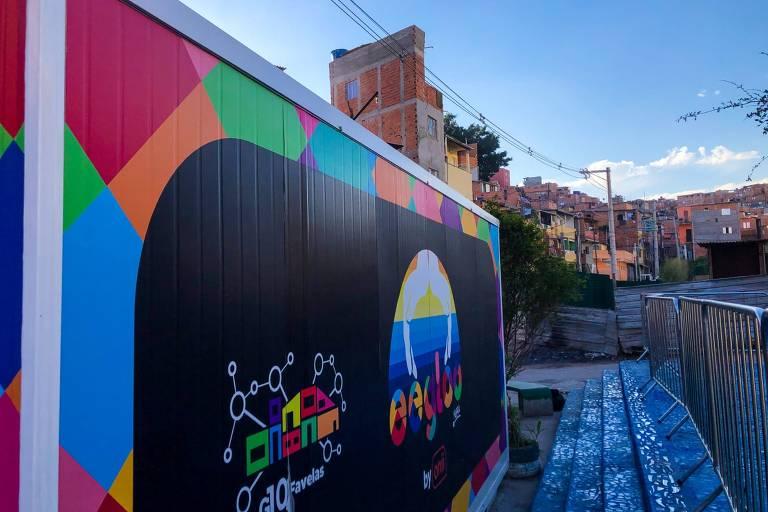 Paraisópolis é primeira favela do país a receber loja autônoma