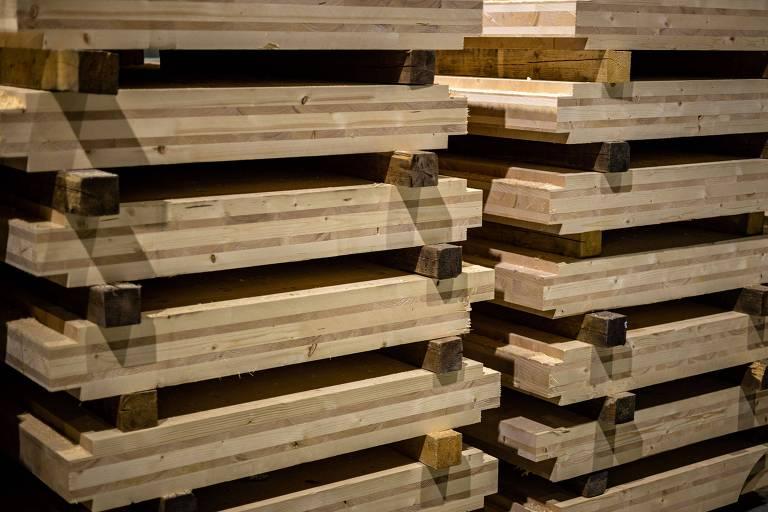 Prédios altos em madeira são alternativas sustentáveis para a indústria imobiliária