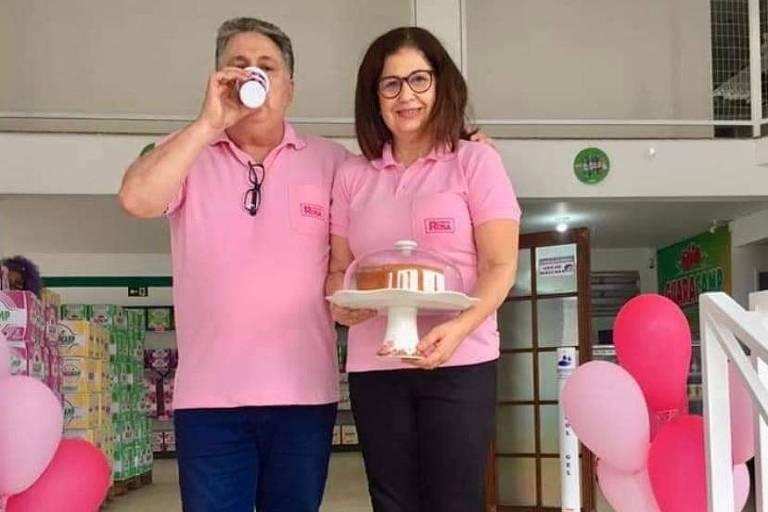 Ex-governadora Rosinha Garotinho diz que 'está em outra vibe' e que sua loja de bolos faz sucesso