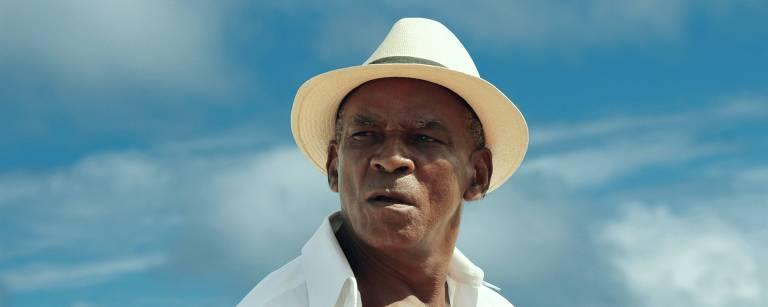O ator Antonio Pitanga