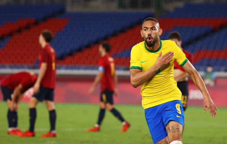 Brasil x Espanha, final do futebol nas Olimpíadas de Tóquio