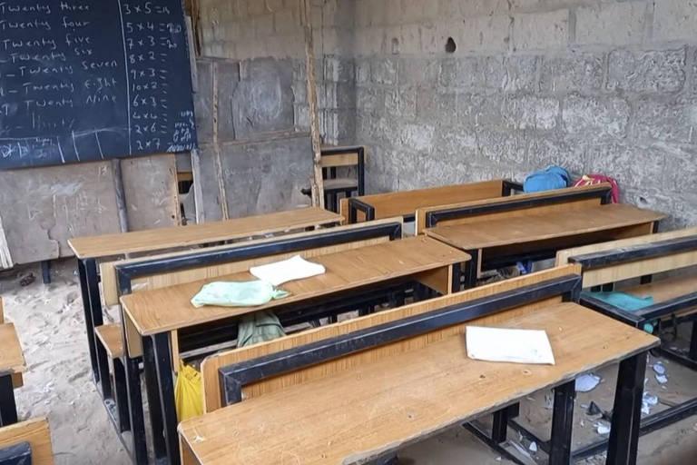 Estudante sequestrada pelo Boko Haram é libertada na Nigéria após sete anos