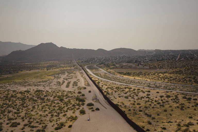 Montanha sagrada vira rota de imigração irregular para os EUA