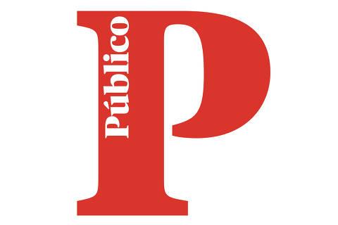 Logo do jornal lusitano Publico . Foto:Divulgação )
