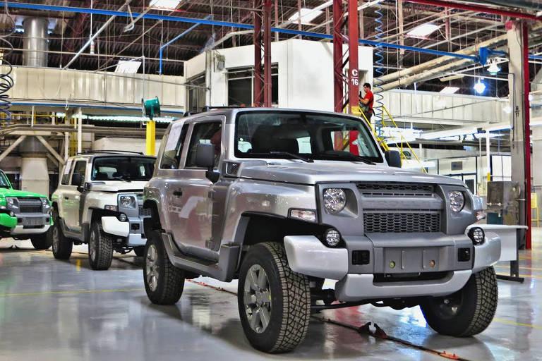 Ford confirma que irá encerrar a produção do jipe Troller em setembro