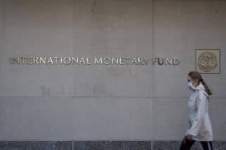 IMF-WORLD ECONOMY-GROWTH-FORECAST