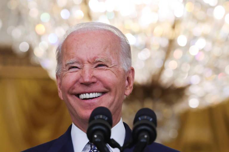 Senado dos EUA aprova plano de infraestruturas de US $ 1,2 trilhão de Biden