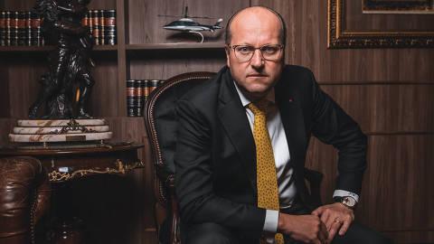 Nelson Wilians, empreendedor e advogado