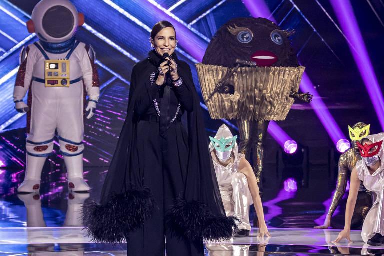 Bobagem luxuosa, The Masked Singer Brasil é a diversão de que tanto precisamos