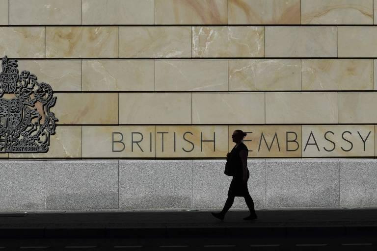 Alemanha prende britânico por suspeita de espionagem para a Rússia