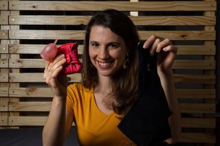Alternativas ao absorvente feminino descartável