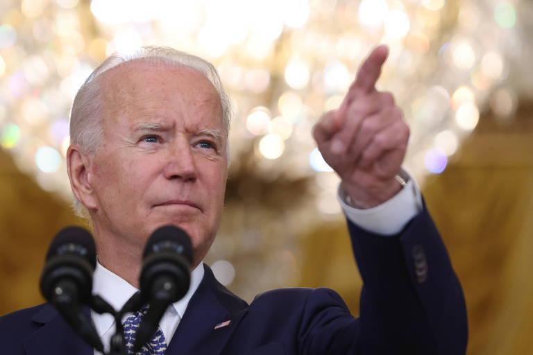 Em tentativa de isolar a China, Biden anuncia 'cúpula pela democracia'
