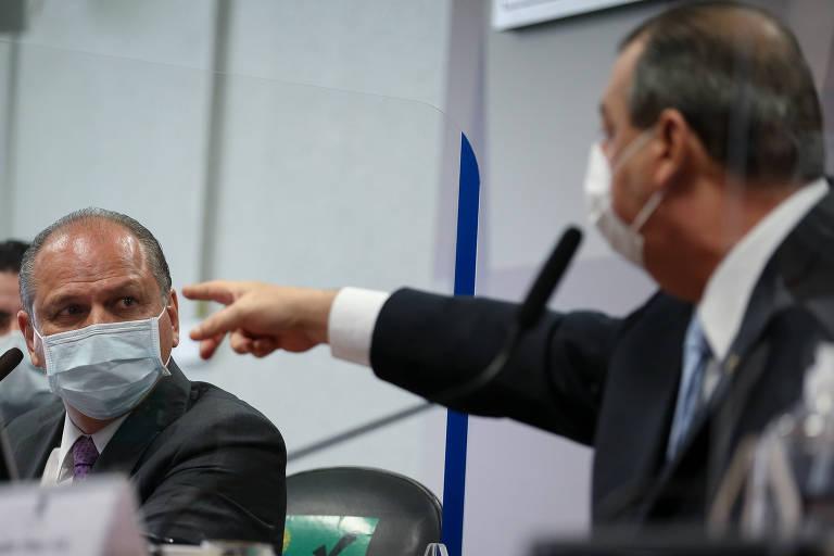 Líder de Bolsonaro ganha round contra CPI com show de despudor político