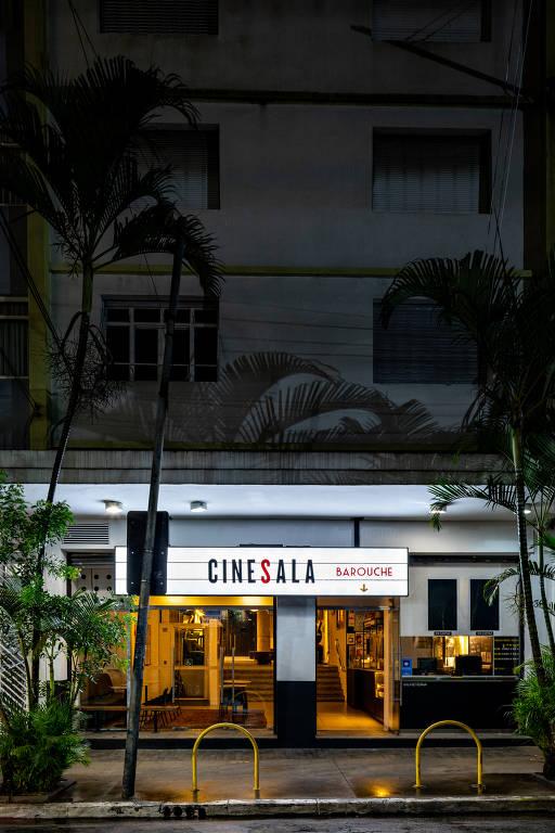Veja como ficou o cinema Cinesala após passar por reformado