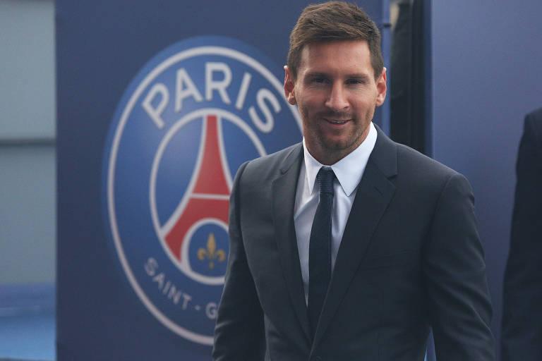 Ida de Messi para o PSG muda geografia da Champions League