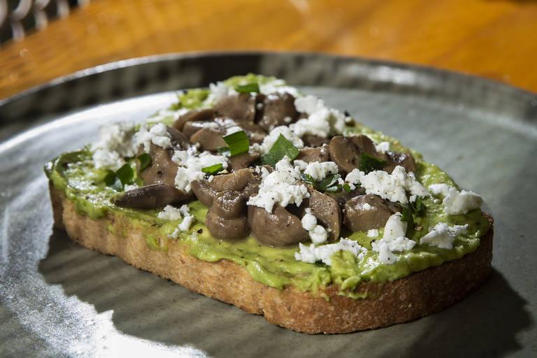 Avoca Toast é a primeira casa de SP especializada na torrada de avocado