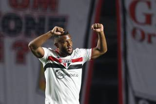 Copa Libertadores - Quarterfinal - First leg - Sao Paulo v Palmeiras