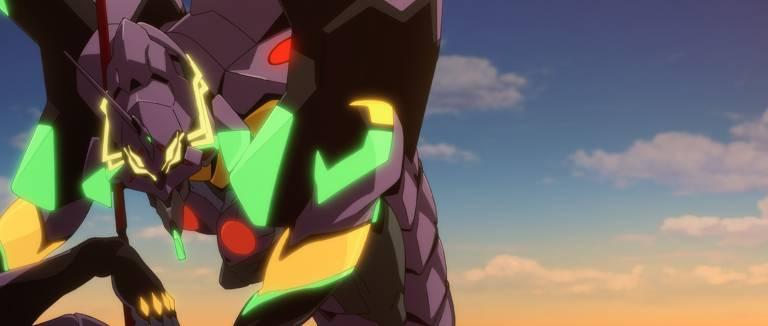 Veja cenas da animação 'Evangelion 3.0+1.0.1: A Esperança'