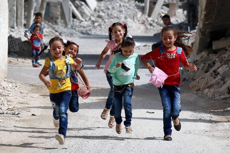 Romance sobre guerra da Síria triunfa ao mapear almas em palavras