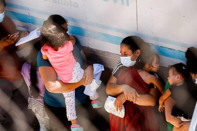 Prisões na fronteira dos EUA com o México batem recorde em julho