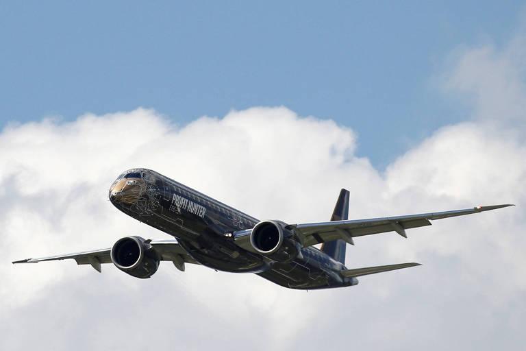 Embraer tem o primeiro lucro líquido desde o 1º trimestre de 2018