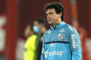 Copa Sudamericana - Round of 16 - Second leg - Independiente v Santos