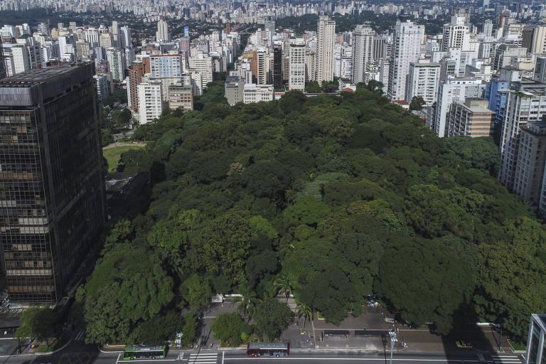 Confira imagens dos principais parques de São Paulo