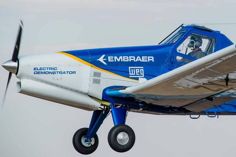 Ministério Público apura destino de quase 3.500 pneus para aviões da Embraer