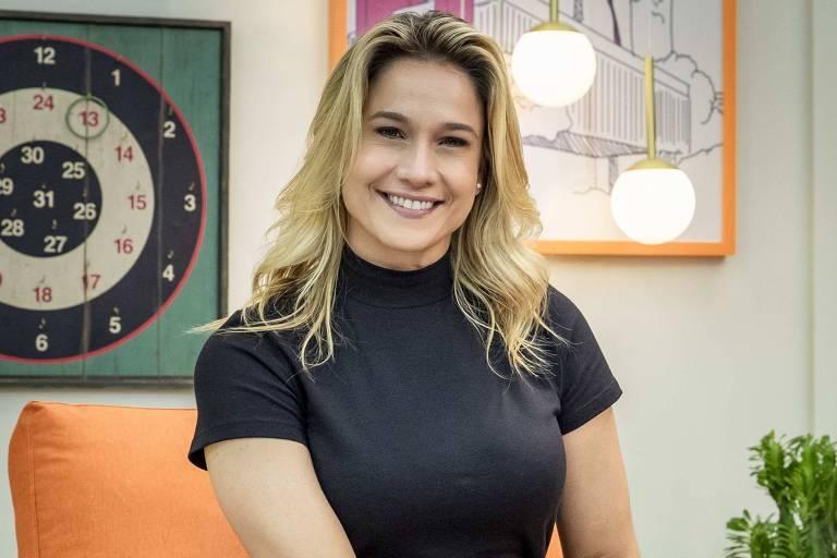 Boninho dá detalhes sobre novo programa de Fernanda Gentil: 'Criativo'