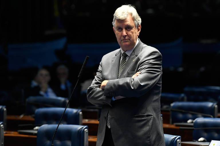 Senador bolsonarista da CPI fez lobby e intermediou produção da Covaxin por empresas de saúde animal